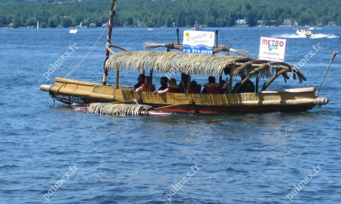 toiture exotique bateau