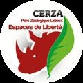 Logo du Zoo de Cerza